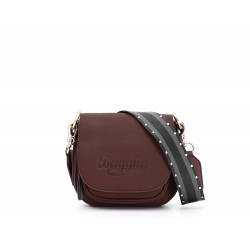 BAGGHY BANDOLIERA-M LOGO EMBOSSED DONNA