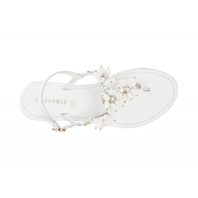 Igi & Co - sandalo donna in pelle tacco basso