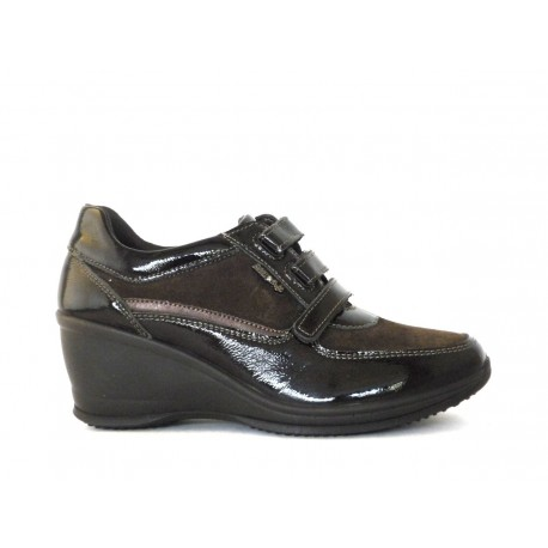 innovative design d4e0a dff3a ENVAL SOFT DONNA SNEAKER CON ZEPPA 99671 - Shopway scarpe e accessori moda