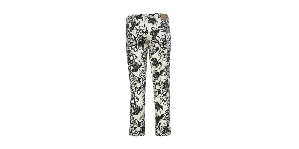 Cafe Noir PANTALONE CHINO RELAX FIT DONNA