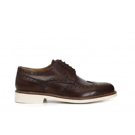 Il Kuoio - Cintura artigianale classica da uomo in pelle