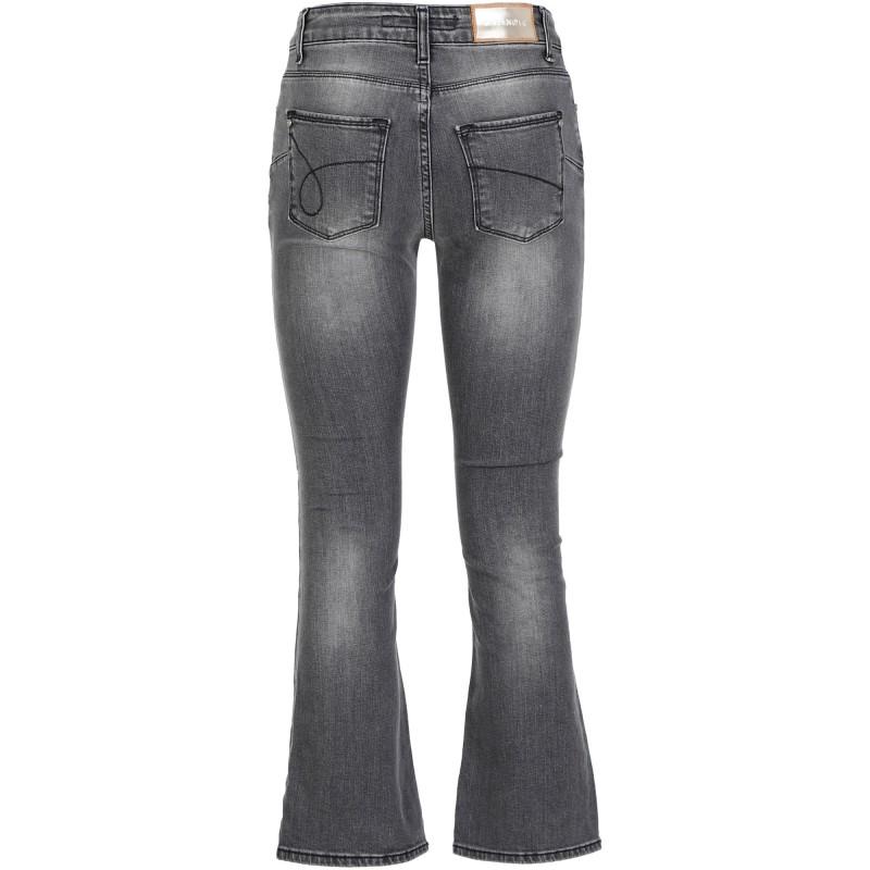 Valleverde donna pantofola casa in lana chiusa dietro Codice 22102